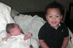 Akilah and Nicholas first encounter