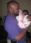 Uncle Omar meets Akilah for the first time