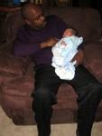 Grandpa Solomon with Nicholas
