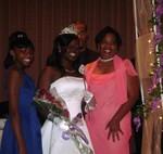 Deprise, Rashida and Auntie Jewel