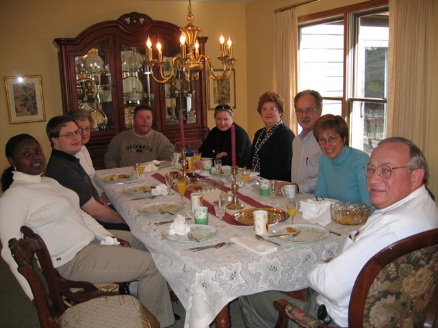 Day after Thanksgiving Brunch in Moline