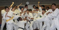 Highlight for Album: Tae Kwon Do at UIUC Family